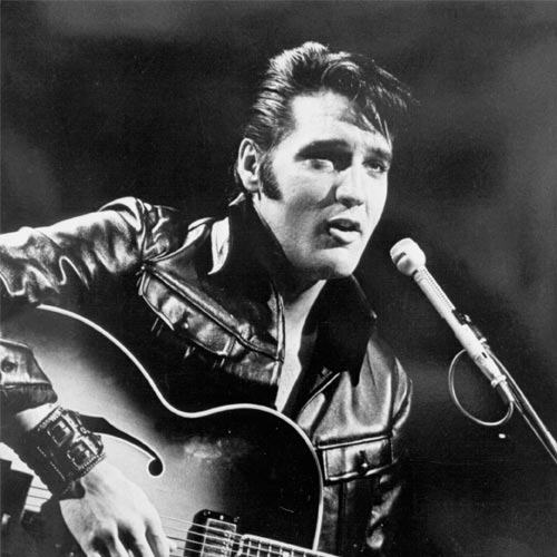 Elvis Presley in Six Songs